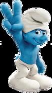 Smurf-peace