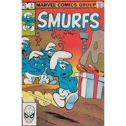 Smurf Marvel 3