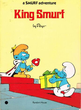 File:King Smurf Comic Book 2.jpg