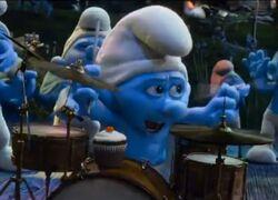 Drummer Smurfs 2