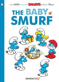 Baby Smurf Comic Book English