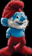 Movie Papa Smurf 2