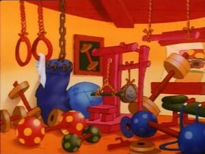 Hefty's Gym 3