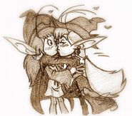 Love Ya! - Smurfs.bmp
