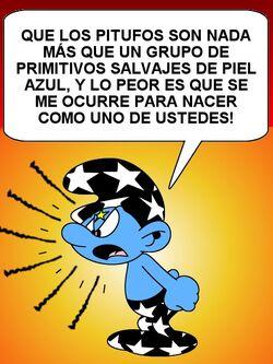 Empath Angry Spanish