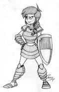 Falla's Armour (Version 1)