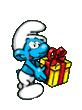 Jokey Smurf