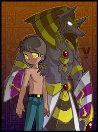 Anubis by bleedman