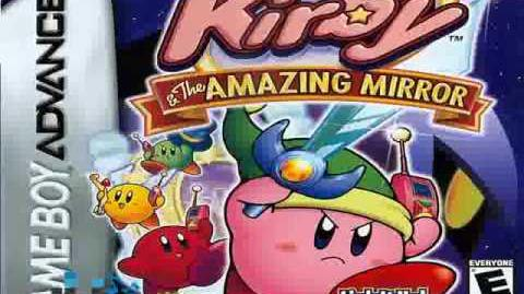Kirby & The Amazing Mirror - Moonlight Mansion (Area 2), Carrot Castle (Area 5)