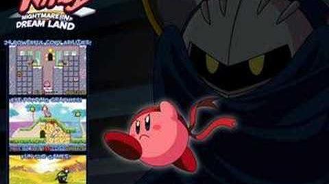 Kirby Nightmare in Dreamland - Yogurt Yard