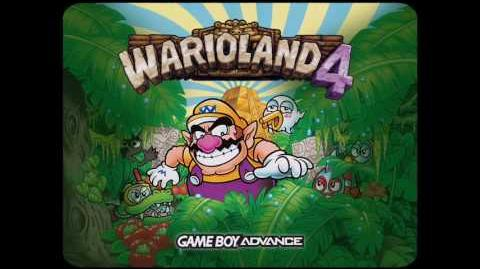 Musique Warioland 4 - Boss with intro theme (Game Boy Advance)