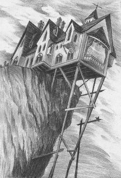 Aunt Josephine's House (TWW)