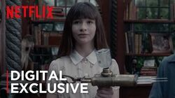 Violet Baudelaire The Invincible and Inimitable Inventor Digital Exclusive Netflix