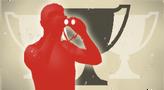 Hunt The Grey Wolf Trophy Logo