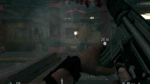Sniper Ghost Warrior - Weapon Demonstration - M4