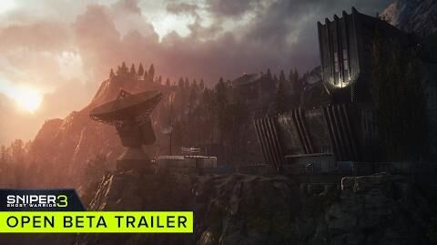 Sniper Ghost Warrior 3 - Open Beta Trailer