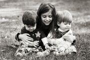 Kathryn and twinns