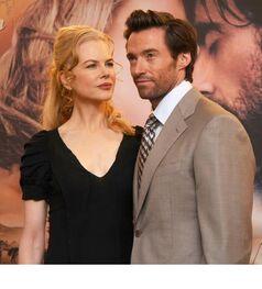 Nicole Kidman Hugh JackmanEVENTIDE