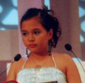 Zara at Piano Recital