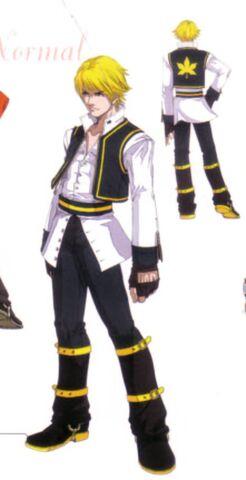 File:Rock Kaede's cosplay in KOF Maximum Impact 2 .jpg