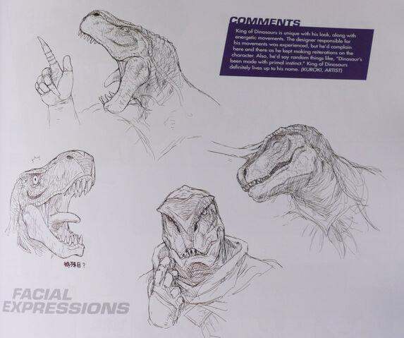 File:King of Dinosuars Expressions.jpg