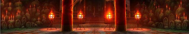 File:KOF-XIII-Temple-Stage-Mr-Karate-.jpg