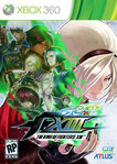 Kof xiii xbox cover