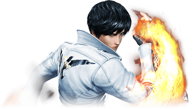 File:Kyo Kusanagi The King of Fighters XIV.png