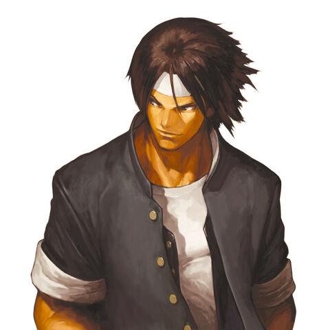 File:Kyo Kusanagi Portrait.jpg