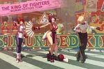 Kofxiii-Women-Fighting-Team