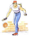 TerryPlayingBasketball-Shinkiro