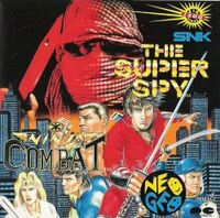 The Super Spy Ninja Combat