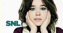 SNL Ellen Page