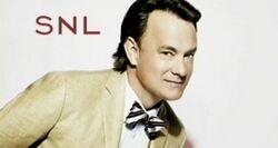 SNL Tom Hanks