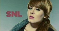 SNL Adele