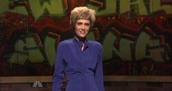 SNL Kristen Wiig - Triangle Sally