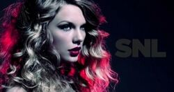 SNL Taylor Swift