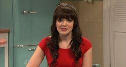 SNL Abby Elliott - Zooey Deschanel