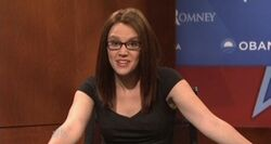 SNL Kate McKinnon - S. E. Cupp
