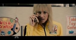 SNL Christina Applegate - Uma Thurman