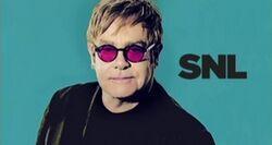 SNL Elton John