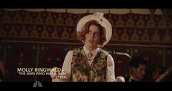 SNL Vanessa Bayer - Molly Ringwald