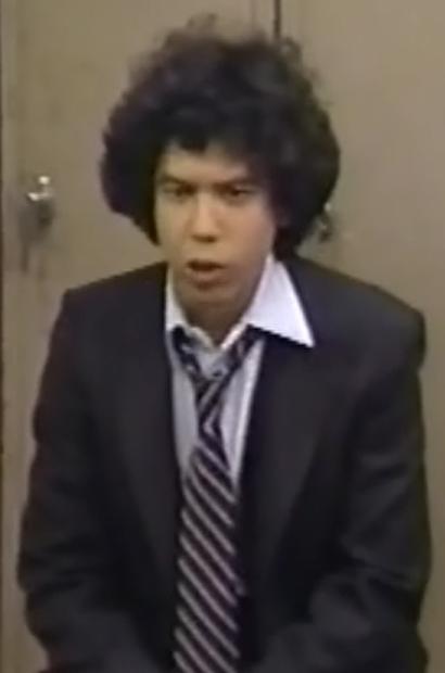 Gilbert Godfrey Hair