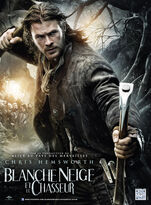 Huntsman - SWATH French Poster