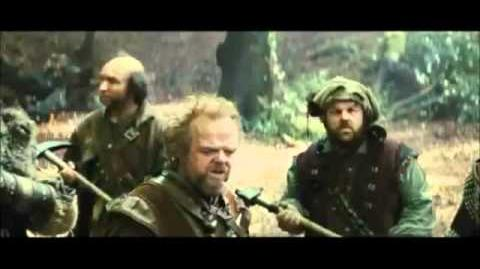 """Snow White and the Huntsman Clip - """"She is of the blood"""""""