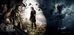 Snow White And The Huntsman Banner Poster