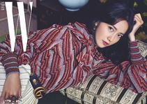 Yoona for W Korea 2017