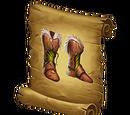 Recipe: Bullrusher Boots