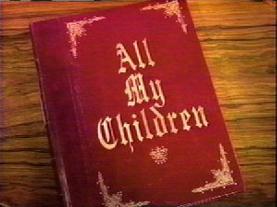All My Children Opening 1990