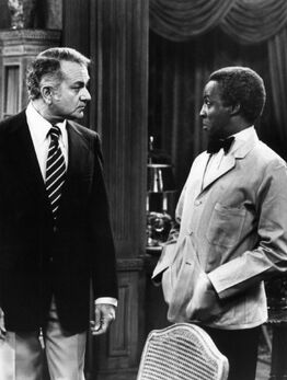 Robert Mandan Robert Guillaume SOAP 1977